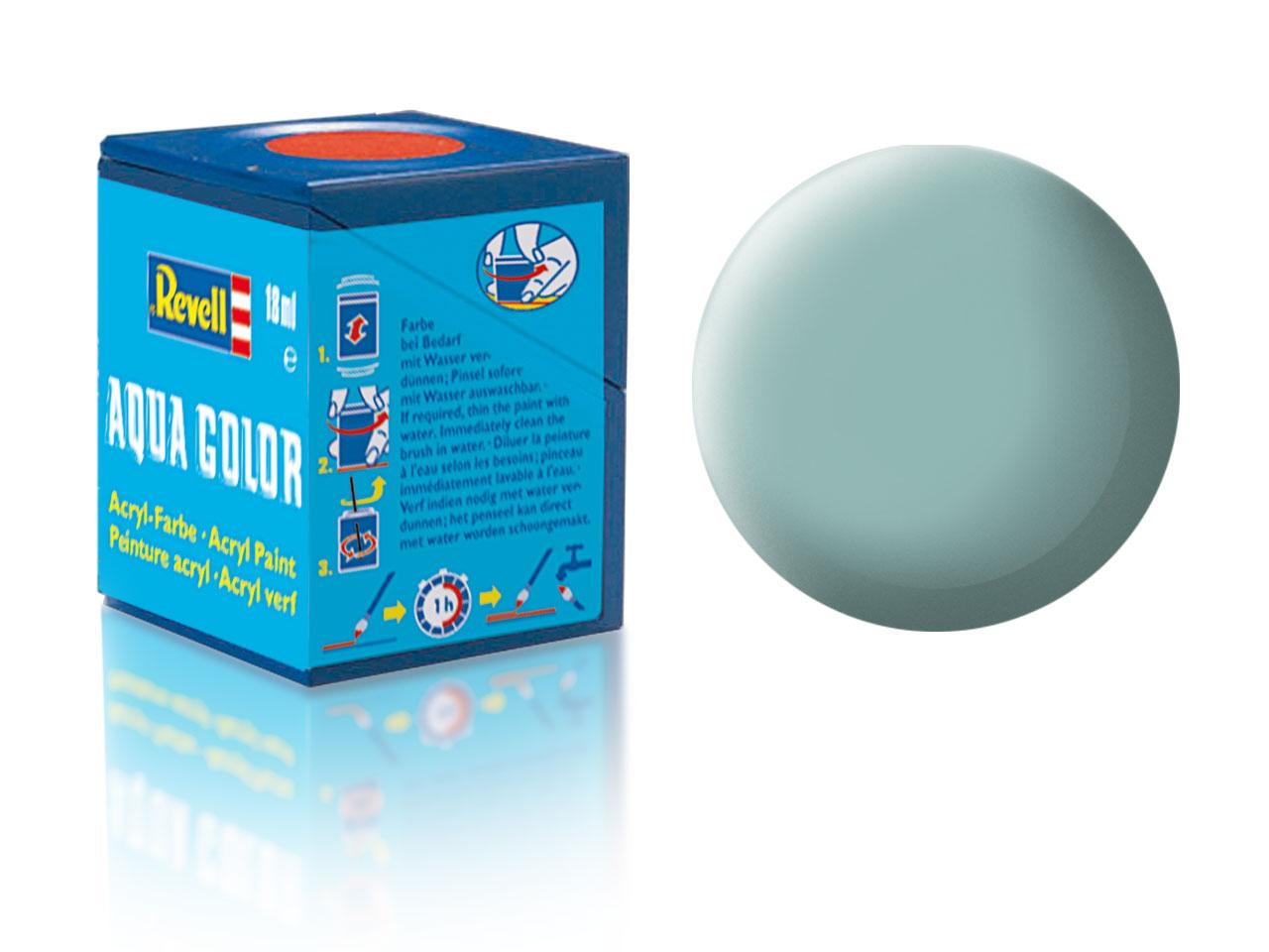 Farba Revell akrylová - 49: matná svetlo modrá (light blue matt)
