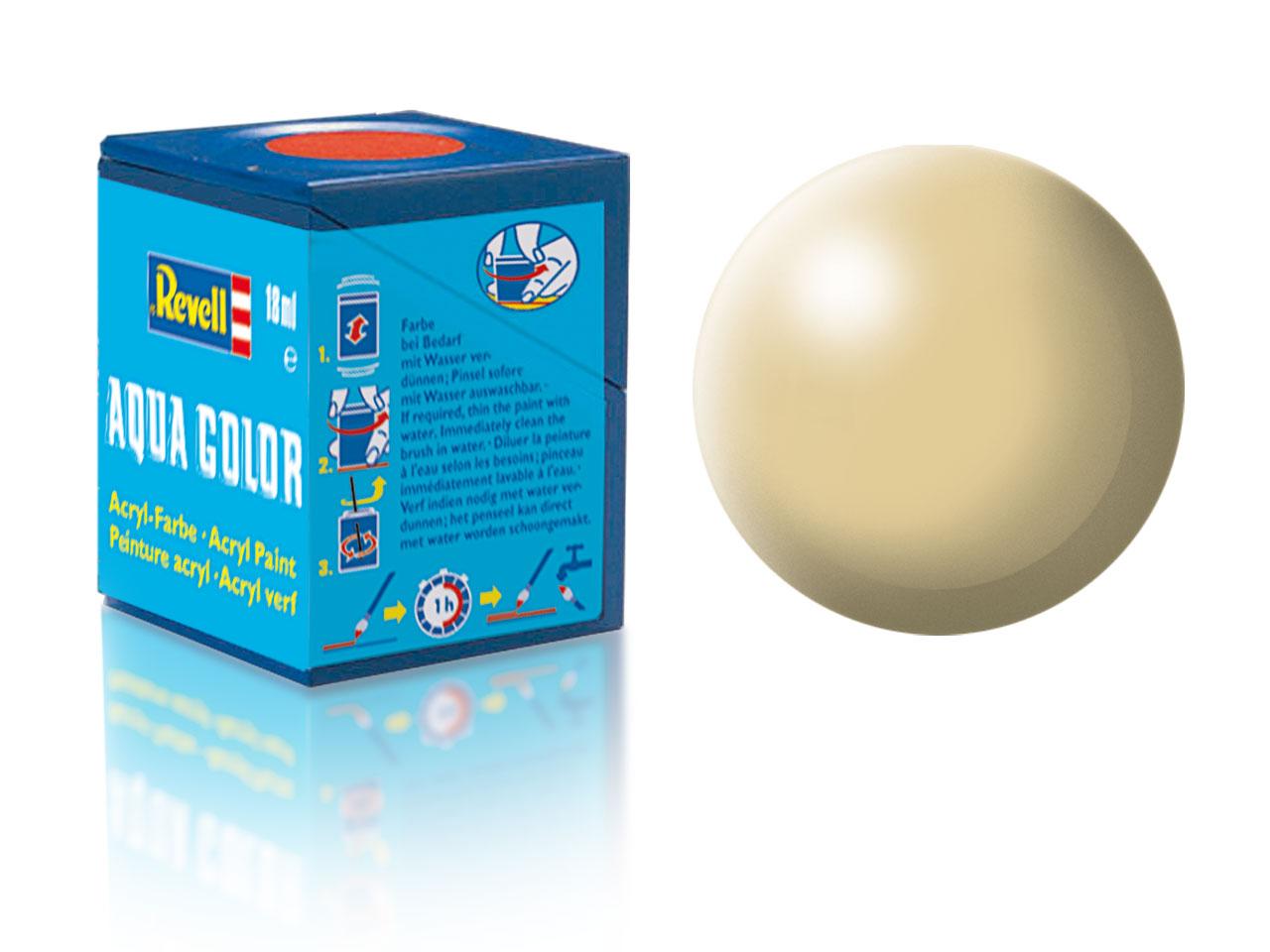 Farba Revell akrylová - 314: hodvábne matná béžová (beige silk)
