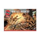 Classic Kit VINTAGE figurky A00729V - WW1 U.S Infantry