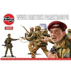 Classic Kit VINTAGE figurky A02701V - WWII British Paratroops (1:32)
