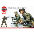 Classic Kit VINTAGE figurky A02703V - WWII U.S. Infantry (1:32)
