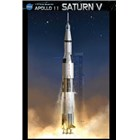 Model Kit Apollo 11017 - APOLLO 11 SATURN V (1:72)