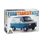 Model Kit auto 3687 - FORD TRANSIT Mk.2 (1:24)