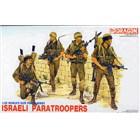 Model Kit figurky 3001 - ISRAELI PARATROOPERS (1:35)