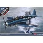 Model Kit letadlo 12329 - USN SBD-5