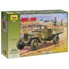 Model Kit military 3529 - Soviet Truck ZIS-5V (1:35)
