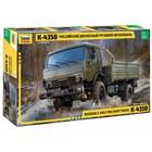 Model Kit military 3692 - Russian 2 Axle Military Truck K-4326 (1:35)