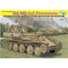 Model Kit military 6590 - FLAK 38(t) Ausf.M LATE PRODUCTION (SMART KIT) (1:35)