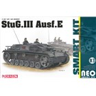 Model Kit military 6818 - StuG.III Ausf.E (Neo Smart Kit) (1:35)
