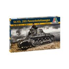 Model Kit military 7072 - SD. KFZ. 265 PANZERBEFEHLSWAGEN (1:72)