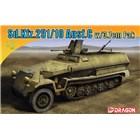 Model Kit military 7314 - Sd.Kfz.251/10 Ausf.C w/3.7cm PaK (1:72)