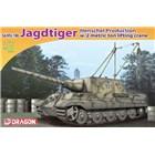Model Kit military 7345 - Kingtiger Henschel Production w/2 Metric Ton Lifting Crane (1:72)