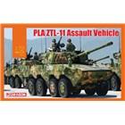 Model Kit military 7683 - PLA ZTL-11 Assault Vehicle (1:72)