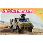 Model Kit military 7701 - SAS Bushmaster (1:72)