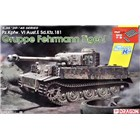 Model Kit tank 6484 - Sd.Kfz.181 Pz.Kpfw.VI Ausf.E Gruppe Fehrmann Tiger I (1:35)