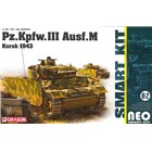 Model Kit tank 6521 - Pz.Kpfw.III Ausf.M Kursk 1943 (Neo Smart Kit) (1:35)