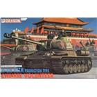 Model Kit tank 6804 - JS-2m UZTM PRODUCTION TYPE, CHINESE VOLUNTEER (1:35)