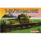 Model Kit tank 7277 - T-34/76 Mod.1943 (1:72)