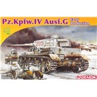 Model Kit tank 7278 - Pz.Kpfw.IV Ausf.G EARLY PRODUCTION (1:72)