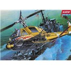 Model Kit vrtulník 12112 - U.S.ARMY UH-1C