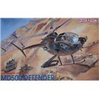 Model Kit vrtulník 3525 - MD500 DEFENDER (1:35)