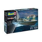 ModelSet loď 65147 - Patrol Torpedo Boat PT-109 (1:72)