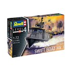 ModelSet loď 65176 - US Navy SWIFT BOAT Mk.I (1:72)