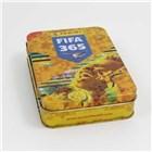 PANINI FIFA 365 2017/2018 - plechovová krabička se samolepkami