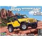 Plastic ModelKit MONOGRAM auto 4501 - Jeep® Wrangler Rubicon (1:25)