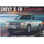 Plastic ModelKit MONOGRAM auto 4503 - '90 Chevy S-10 (1:25)
