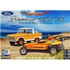 Plastic ModelKit MONOGRAM auto 7228 - Ford Bronco Half Cab - Sandman II (1:25)