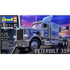 Plastic ModelKit MONOGRAM truck 2627 - Peterbilt® 359 (1:25)