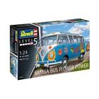 Plastic ModelKit auto 07050 - VW T1 Samba Bus