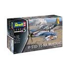 Plastic ModelKit letadlo 03838 - P-51 D Mustang (late version) (1:32)