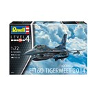 Plastic ModelKit letadlo 03844 - Lockheed Martin F-16D Tigermeet 2014 (1:72)