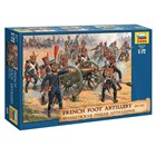 Wargames (AoB) figurky 8028 - French Foot Artillery 1812-1814 (1:72)